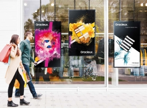 Samsung Semi-Outdoor Display