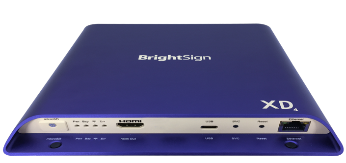 Brightsign XD1034 Expanded I/O Player