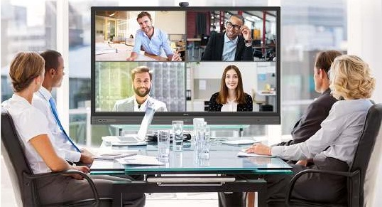Efficient Real-Time Video Conference across Borders with Zoom